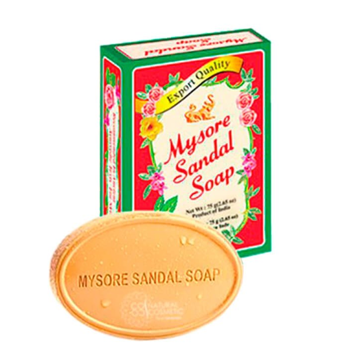 Сандаловое мыло Mysore Sandal Soap
