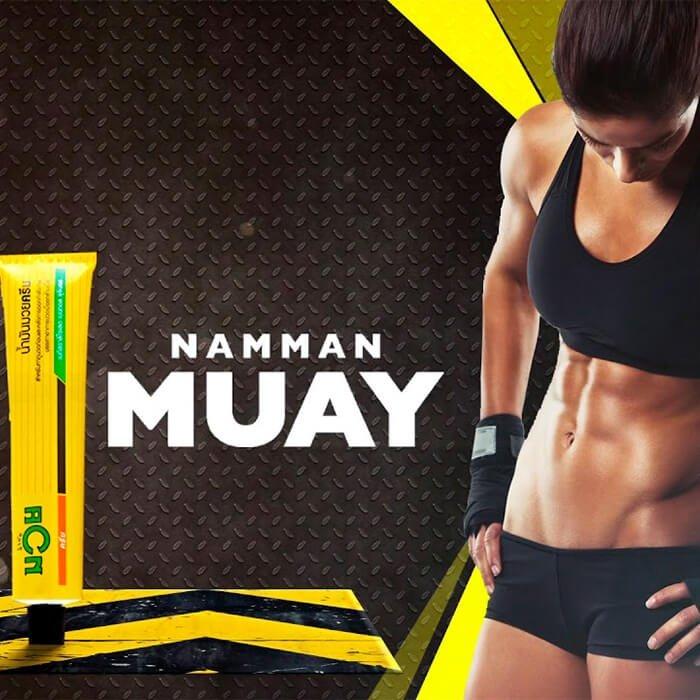 Мазь для тела Namman Muay Cream (100 г)