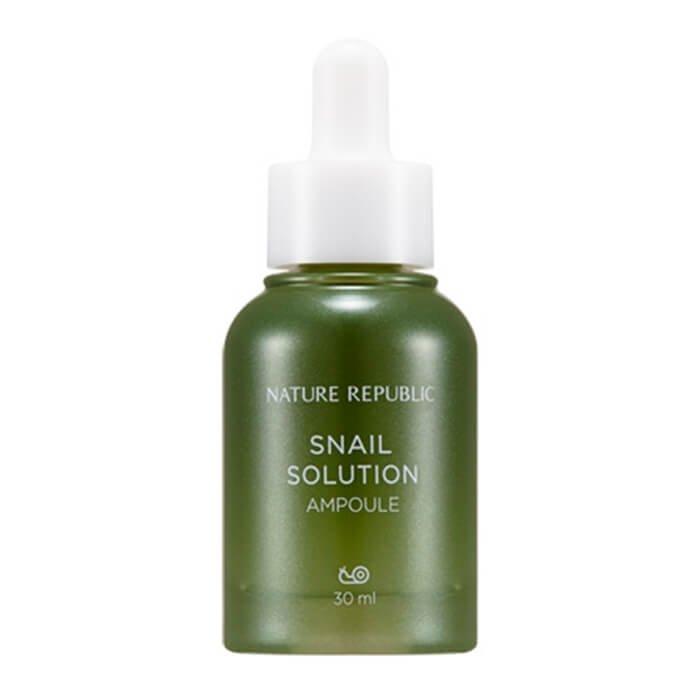 Ампульная сыворотка Nature Republic Snail Solution Ampoule
