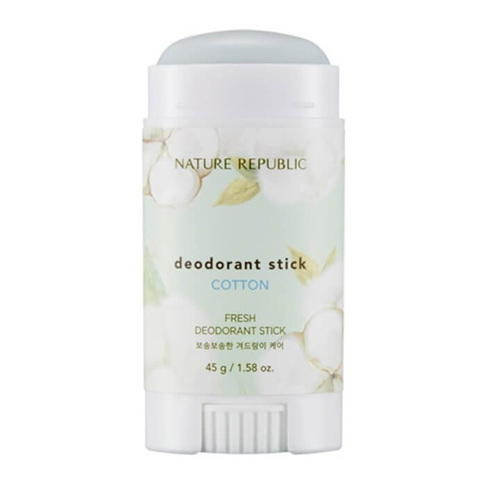 Дезодорант стик Nature Republic Fresh Deodorant Stick - Cotton