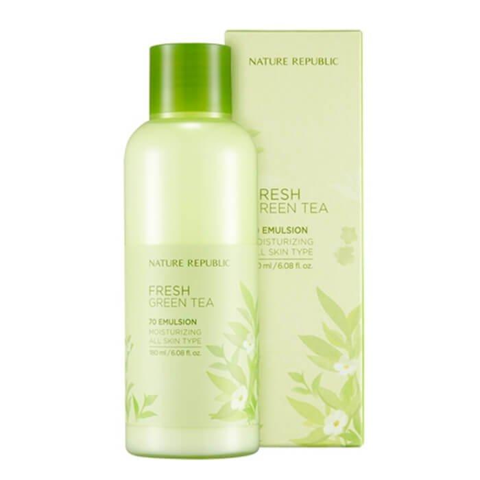 Эмульсия для лица Nature Republic Fresh Green Tea 70 Emulsion