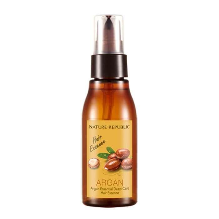 Эссенция для волос Nature Republic Argan Essential Deep Care Hair Essence