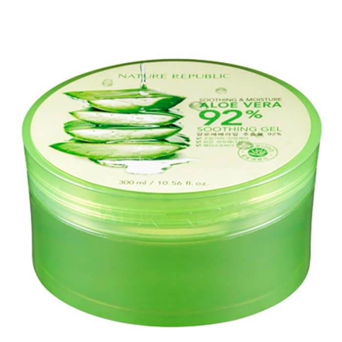 Гель с алоэ Nature Republic Soothing & Moisture Aloe Vera 92% Soothing Gel