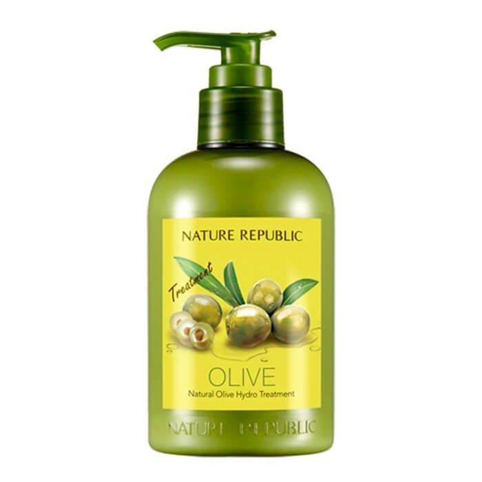 Кондиционер для волос Nature Republic Natural Olive Hydro Treatment