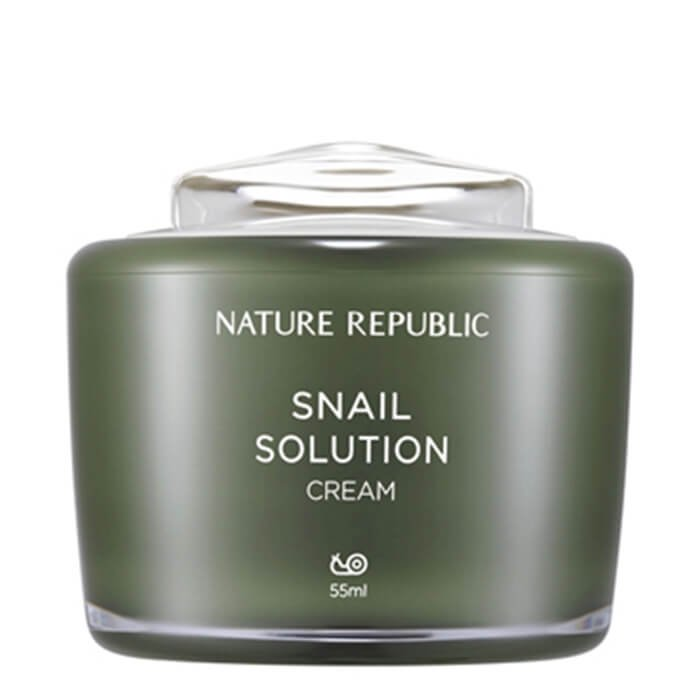 Крем для лица snail cream nature republic