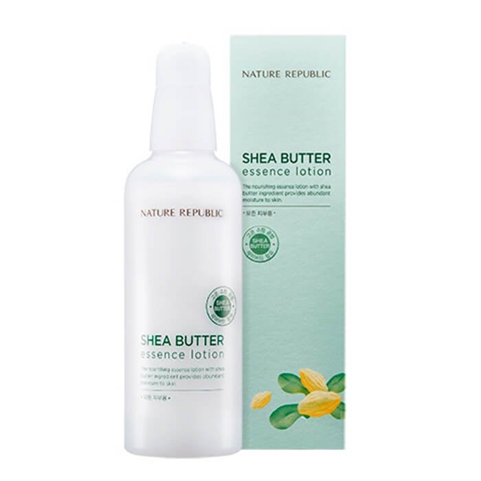 Лосьон для лица Nature Republic Shea Butter Essence Lotion