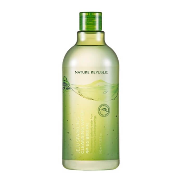 Очищающая вода Nature Republic Jeju Sparkling Water