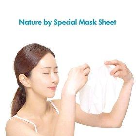 Тканевая маска Natureby Aloe Vera Essence Mask Pack Plus