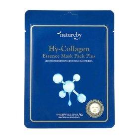 Тканевая маска Natureby Collagen Essence Mask Pack Plus