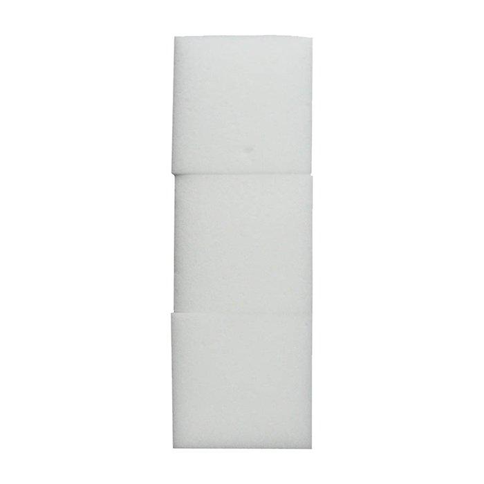 Меламиновая губка ОН:Е Melamine Sponge (3 блока 9*5,8*3,2)