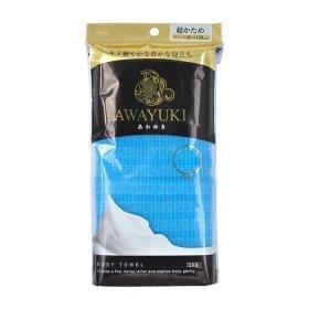 Мочалка для душа ОН:Е Awayuki Body Towel (синяя, сверхжёсткая)