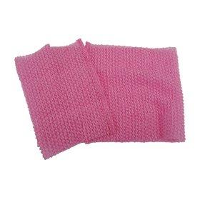 Мочалка для душа ОН:Е Pokoawa Body Towel (розовая, средней жёсткости)