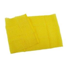 Мочалка для душа ОН:Е Pokoawa Body Towel (жёлтая, средней жёсткости)