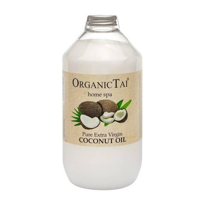 Кокосовое масло Organic Tai Pure Extra Virgin Coconut Oil (1000 мл)