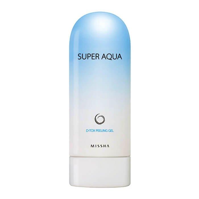 Пилинг-гель для лица Missha Super Aqua D-Tox Peeling Gel