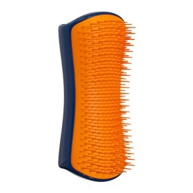 Расческа для собак Pet Teezer Detangling & Dog Grooming Brush Navy & Orange