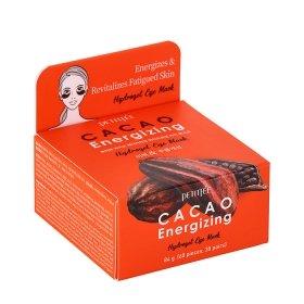Патчи для век Petitfee Cacao Energizing Hydrogel Eye Mask
