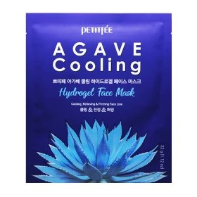 Гидрогелевая маска Petitfee Agave Cooling Hydrogel Face Mask