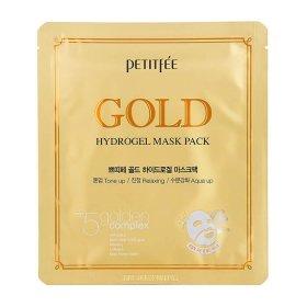 Гидрогелевая маска Petitfee Gold Hydrogel Mask Pack