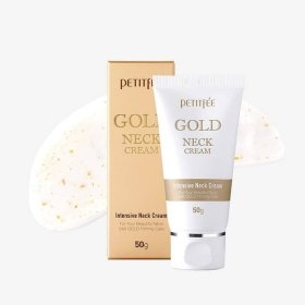 Крем для шеи Petitfee Gold Neck Cream