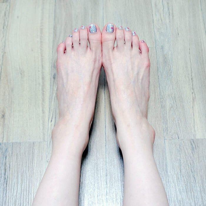 Маска для ног Petitfee Dry Essence Foot Mask