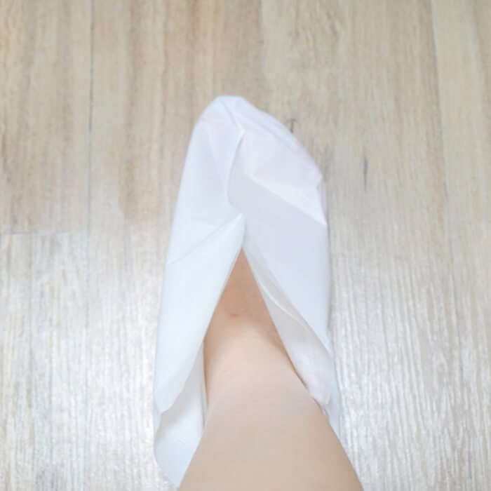 Маска для ног Petitfee Dry Essence Foot Mask