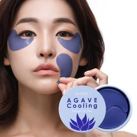 Патчи для глаз Petitfee Agave Cooling Hydrogel Eye Patch