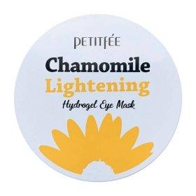 Патчи для глаз Petitfee Chamomile Lightening Hydrogel Eye Patch