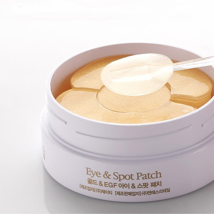 Патчи для глаз Petitfee Gold & EGF Eye & Spot Patch
