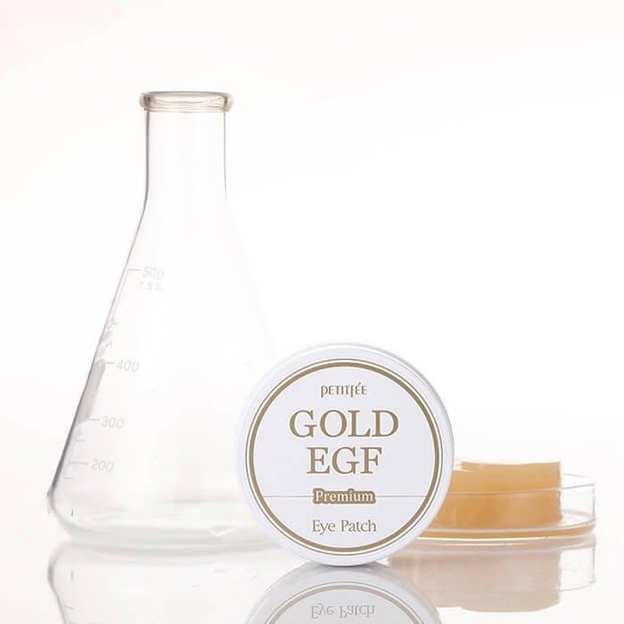 Патчи для глаз Petitfee Premium Gold & EGF Eye Patch