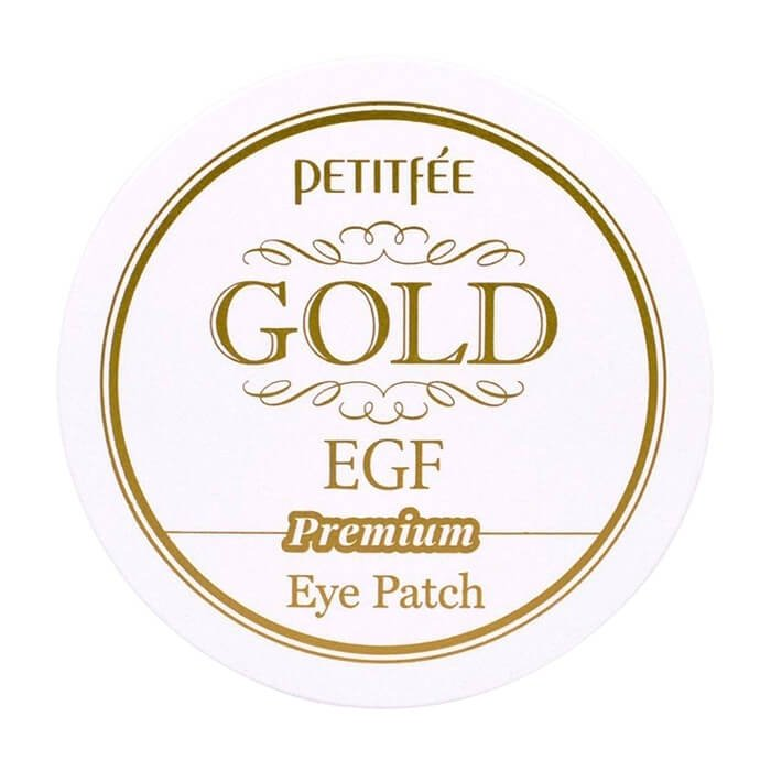 Патчи для глаз Petitfee Premium Gold & EGF Eye Patch