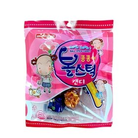 Карамель Kukje Melland Cong-Cong-I Ball Stick Candy (96 г)