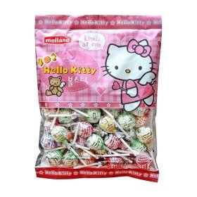 Карамель Kukje Melland Hello Kitty Ball Stick Candy