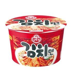 Лапша быстрого приготовления Ottogi Kimchi Ramen (105 г)