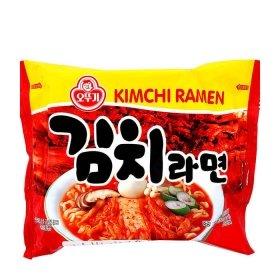 Лапша быстрого приготовления Ottogi Kimchi Ramen (120 г)