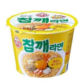 Лапша быстрого приготовления Ottogi Sesame Ramen
