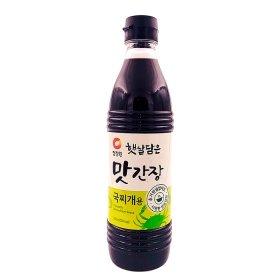 Соус соевый Daesang Seafood Flavor Soy Sauce