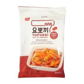 Рисовые клёцки токпокки Young Poong Hot Sweet Topokki (240 г)