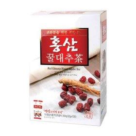 Сироп для приготовления напитков Da Jung Damizle Red Ginseng Honey Jujube Tea