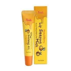 Ночная маска для губ Prreti Honey&Berry Lip Sleeping Mask