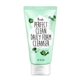 Очищающая пенка Prreti Perfect Clean Daily Foam Cleanser