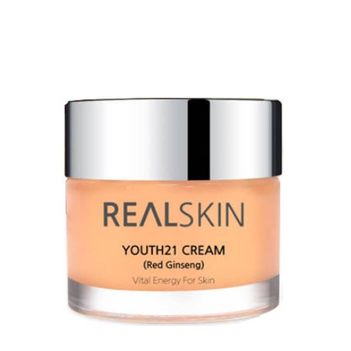 Крем для лица Realskin Youth 21 Cream (Red Ginseng)
