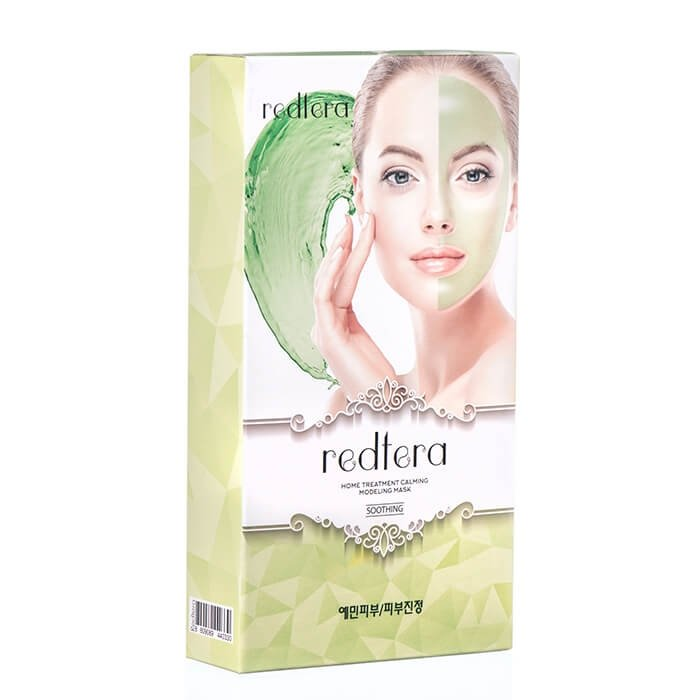 Набор альгинатных масок Redtera Home Treatment Calming Modeling Mask - Refill