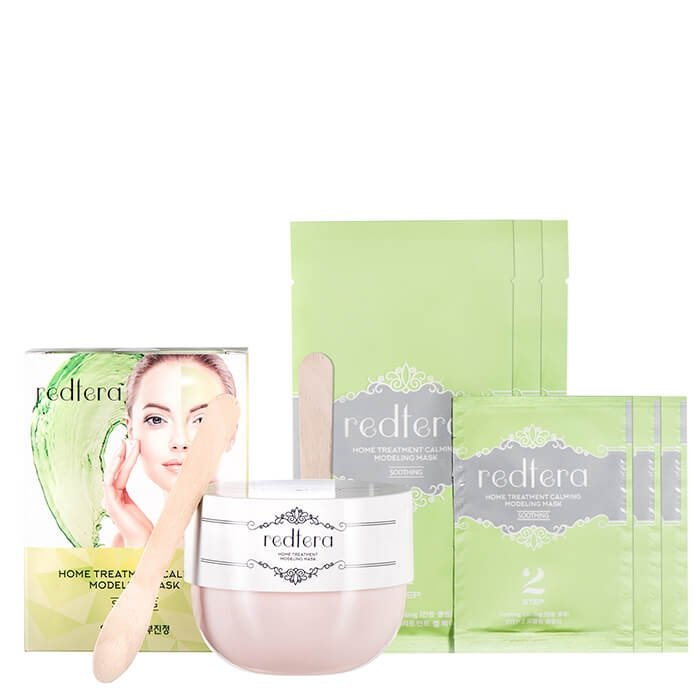 Набор альгинатных масок Redtera Home Treatment Calming Modeling Mask