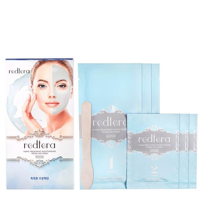 Набор альгинатных масок Redtera Home Treatment Moisturizing Modeling Mask - Refill