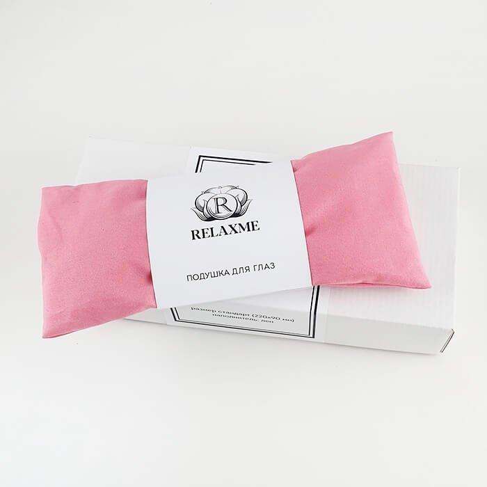 Подушечка для глаз Relaxme - Pink