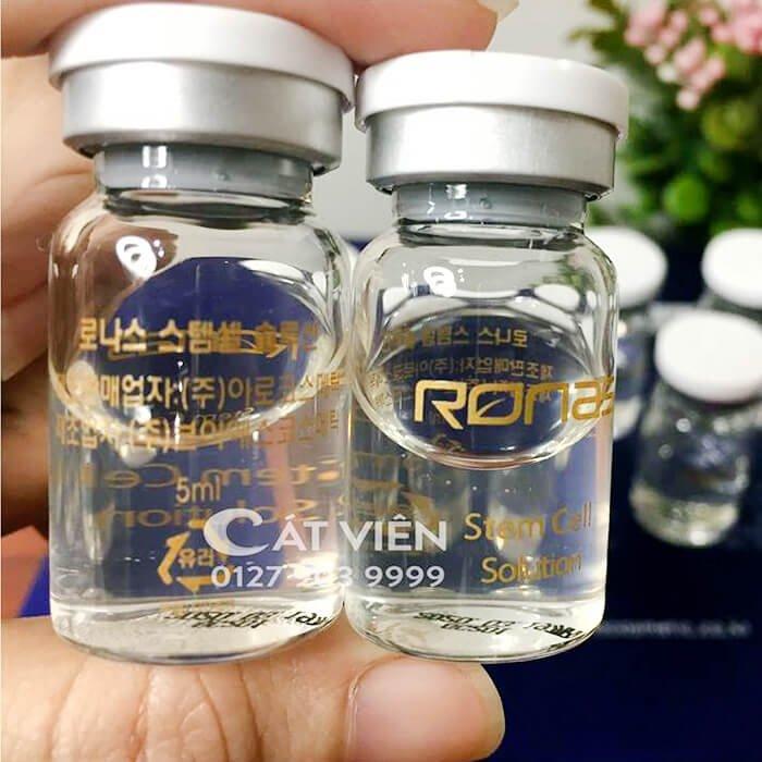 Набор эссенций Ronas Stem Cell Solution Essence Set