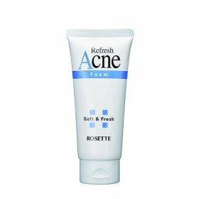 Пенка для умывания Rosette Refresh Acne Foam