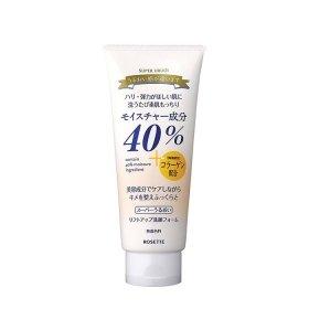 Пенка для умывания Rosette 40% Super Uruoi Lift Up Cleansing Foam