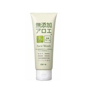 Пенка для умывания Rosette Additive-Free Aloe Face Wash Foam